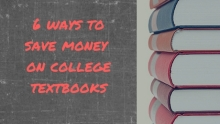save on college textbooks featured image