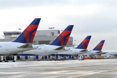 delta airplanes
