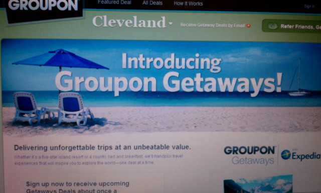 Groupon & Expedia team up to offer