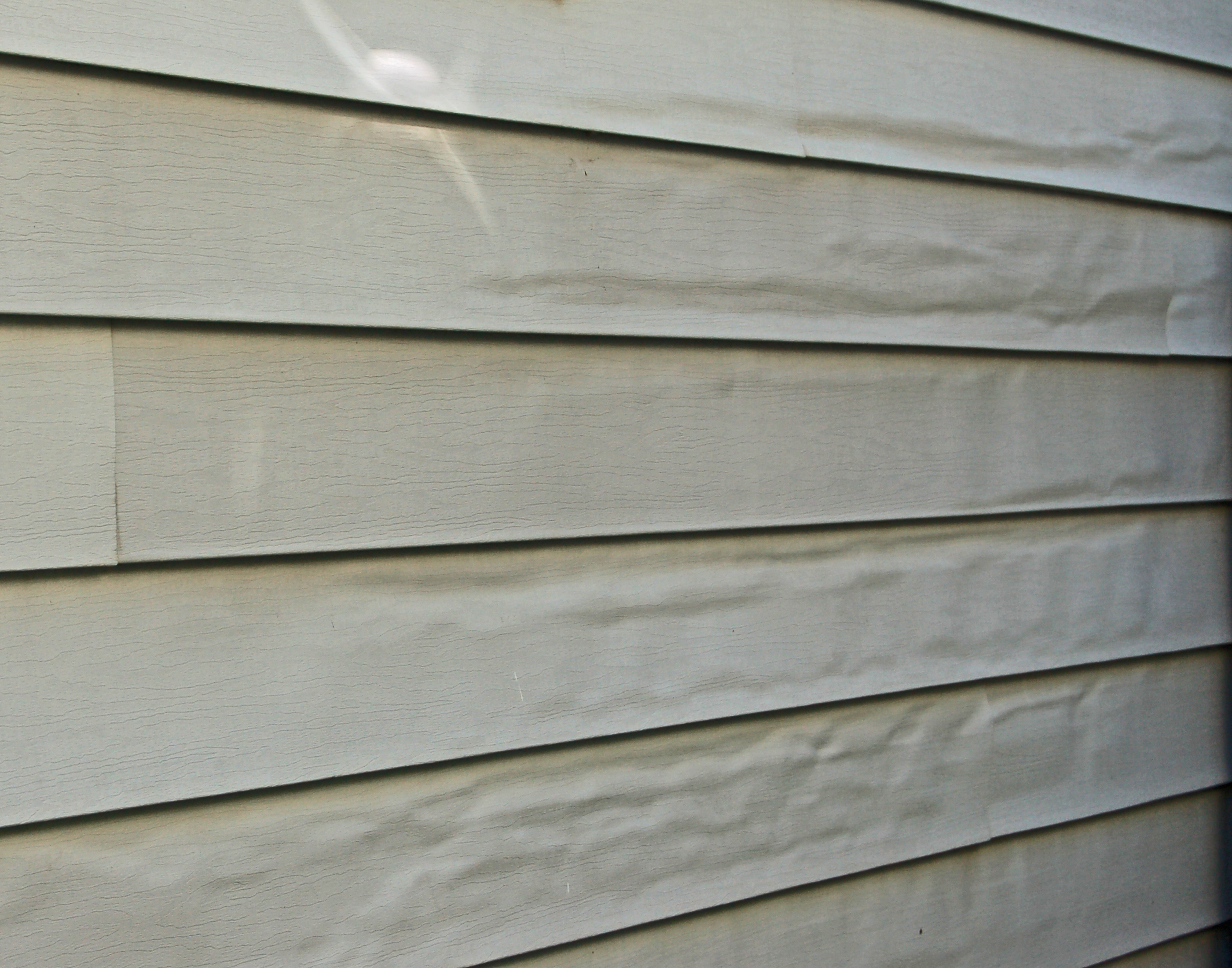 vinyl siding car parts pool covers and paint melting on homes jenn strathman. Black Bedroom Furniture Sets. Home Design Ideas