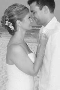 Our wedding. Destin, FL.