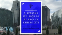 GOOD TO BE BACK KC