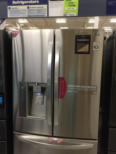 Appliances on sale in September