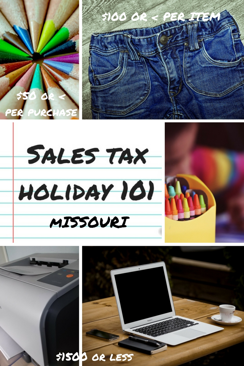 sales tax missouri