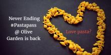 never ending pasta pass