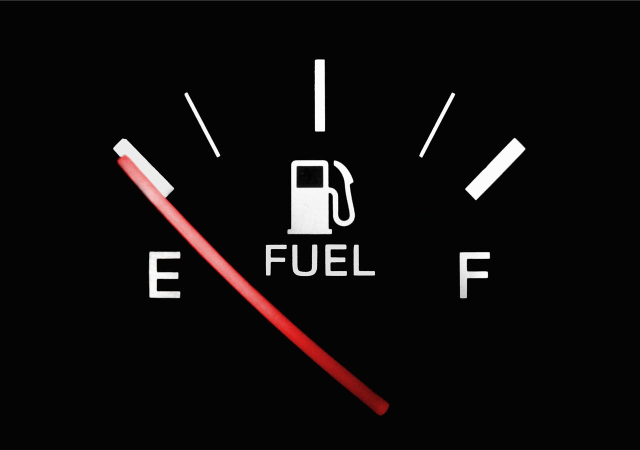 fuel gauge estimates accurate?